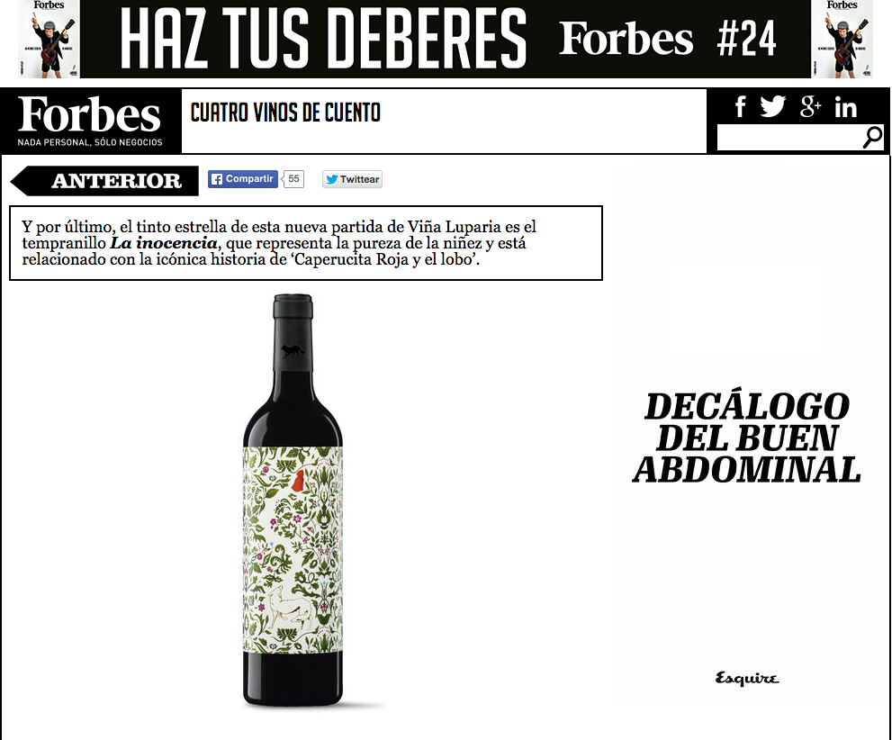 Forbes.es Abril